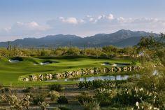 Golf Club at Dove Mountain in Marana, AZ ready for Accenture Match Play