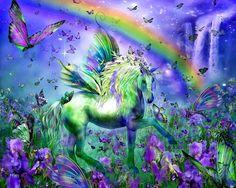 Fantasy art - Page 11 - Unicorns - Galleries