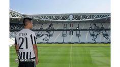 Dybala, il primo giorno alla Juve - Juventus.com