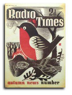 vintage radio times