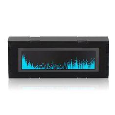 DROK Professional AS256 Full-band Music Sound Spectrum OL...