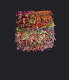 Helsinki, Rya Rug, Cool Rugs, Tapestry Weaving, Rug Hooking, Textile Art, Loom, Sheila Hicks, Textiles