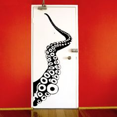 Tentacle  Vinyl Art by stickypic on Etsy, $109.00    http://www.etsy.com/listing/55043181/tentacle-vinyl-art?ref=sr_gallery_14=_search_type=all_includes[0]=tags_page=1_search_query=octopus+wall+decal_facet=
