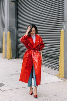 Best Street Style at New York Fashion Week Fall 2018