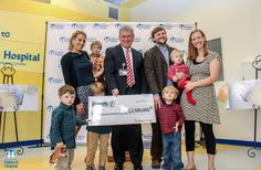 Pilot Flying J and the Haslam family generously donated $2.5 million to the Children's Hospital NICU expansion.