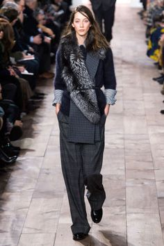 Michael Kors fall 2015. See all the best looks from the runway here: