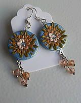 Elegant lightblue earrings http://www.sashe.sk/KatikaZ http://www.fler.cz/zbozi/bordo-5977968 https://www.etsy.com/uk/shop/KatikaHandMade?ref=hdr_shop_menu https://www.etsy.com/uk/shop/KatikaHandMade?ref=hdr_shop_menu