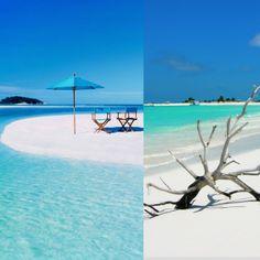 Le spiagge più belle nel mondo: dopo aver vistole foto...