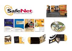Corporate branding for SafeNet, a Belcamp, MD-based information security company including multi-million dollar advertising campaign.