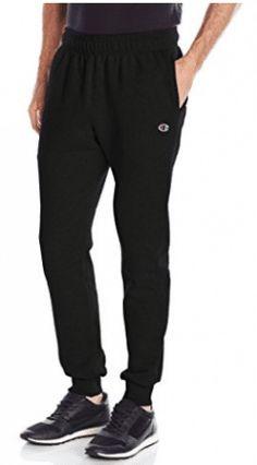 Champion Men's Powerblend Retro Fleece Jogger Pant - Sport News Fleece Joggers, Jogger Pants, Best Joggers, Champion Sweatpants, Champion Brand, Sport Pants, Athletic Wear, Men Casual, Retro