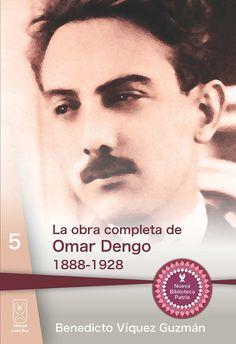 La obra completa de Omar Dengo 1888-1928, compilación de Benedicto Víquez. Más detalles en: http://www.editorialcostarica.com/catalogo.cfm?detalle=1957