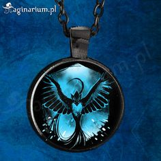 Necklace for fans Pokemon Go. Show everyone your allegiance and be proud of it.   Matterial: stainless steel Diameter: 2,5cm   Maginarium.pl is a creative company, designing products by fans for fans. Our flagship products are t-shirts and mugs. Thanks to our passion we are able to design patterns appealing to our clients. We are open to new motifs and that's why everybody can find something interesting in our offer. We can even create something special just for you, with whatever pattern…