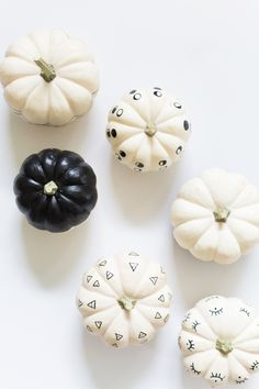 10 No-carve Pumpkin Ideas you need to try!