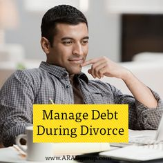 How you handle #debt during your marriage can make a BIG impact on your #CreditScore.