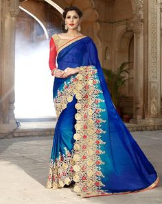 #VYOMINI - #FashionForTheBeautifulIndianGirl #MakeInIndia #OnlineShopping #Discounts #Women #Style #EthnicWear #OOTD #Saree Only Rs 1957/, get Rs 363/ #CashBack, ☎+91-9810188757 / +91-9811438585