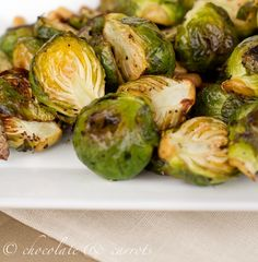 Lemon Roasted Brussel Sprouts-1109