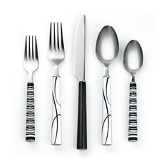 You'll love the Simple Lines 20-Piece Flatware Set at Wayfair - Great Deals on all Kitchen & Dining  products with Free Shipping on most stuff, even the big stuff.