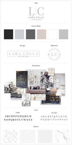 Portfolio   Lady Boss Studio Inc. Coperate Design, Layout Design, Branding Your Business, Business Design, Brand Board, Flyer, Grafik Design, Logo Design Inspiration, Inspiration Boards