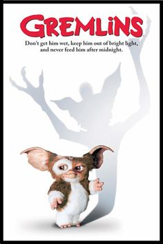 """1984, the movie """"Gremlins"""" was released. Steven Spielberg was the film's executive producer and the screenplay was written by Chris Columbus. The film stars Zach Galligan and Phoebe Cates, with Howie Mandel providing the voice of Gizmo, the main mogwai character. """"Gremlins"""" was a commercial success and received positive reviews from critics. However, the film was also heavily criticized for some of its more violent sequences. The film spawned the sequel, 'Gremlins 2: The New Batch'."""