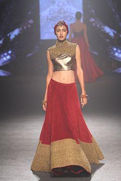 Shantanu & Nikhil - BMW India Bridal Fashion Week 2015