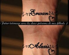 1000 images about tatouages poignet on pinterest love conquers all temporary tattoos and. Black Bedroom Furniture Sets. Home Design Ideas