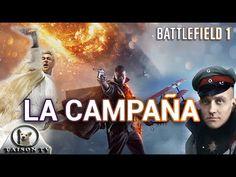 Battlefield 1 Modo Historia con 6-7 Puntos de vista o campañas y primero...