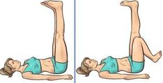 Zdjęcie Smuklejsze nogi – 3 minuty dziennie sprawią, że nogi nabiorą pięknego kształtu #1