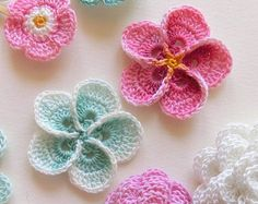 Wedding crochet patterns discount package set of 4. by goolgool