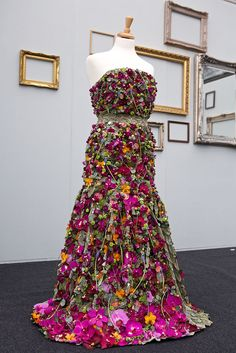 Young Florist of the Year RHS Chelsea Flower Show 2014