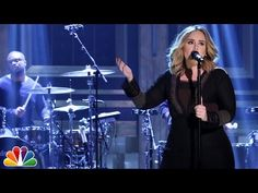 Adele - Water Under The Bridge (Live Video)