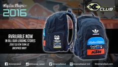 b4d2346dd5dc Troy Lee Designs 2017 KTM Team Backpack