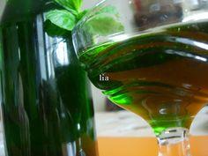Reteta culinara Sirop natural din menta din categoria Sirop / Compot. Cum sa faci Sirop natural din menta