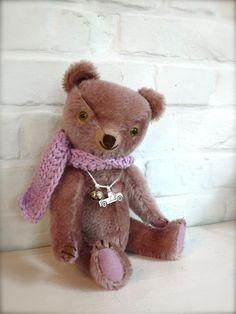 9 in MARCEL came to my den (kittyann) in December 2012 He is from PUSSMAN BEARS in Belgium!