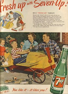 Vintage Drinks Advertisements of the (Page Vintage Advertising Posters, Vintage Advertisements, Vintage Ads, Vintage Posters, Retro Ads, Retro Food, Vintage Soft, Pop Ads, Retro Recipes