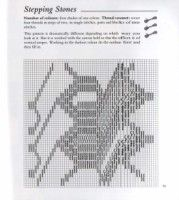 """ru / - Альбом """"Salter F. - The Bargello book"""" Broderie Bargello, Bargello Needlepoint, Needlepoint Stitches, Embroidery Stitches, Hand Embroidery, Embroidery Designs, Palacio Bargello, Bargello Patterns, Swedish Weaving"""