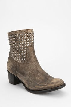 #distressed #studded #boot #urbanoutfitters