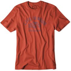 Crusher Old School Truck T-Shirt by Life is good