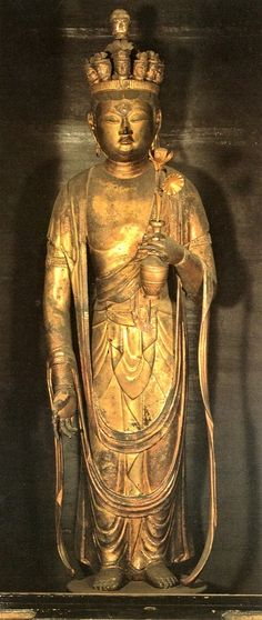 浄土寺・秘仏本尊・十一面観音立像(平安時代・重要文化財) Japanese Buddhism, Heian Period, Buddhist Art, Asian Art, Temple, Buddha, Meditation, Elephant, Bronze