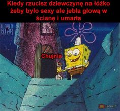 Top 30 Spongebob Hilarious Memes The most funny caps. Our sense of humor is very different. Funny Spongebob Memes, Funny Relatable Memes, Funny Jokes, Spongebob Spongebob, Spongebob Squidward, Fuuny Memes, Memes Humor, Memes Br, Humor Quotes
