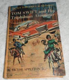 Tom Swift and His Triphibian Atomicar by by Starrylitvintage