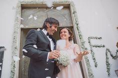 AnDphotography F+M wedding story #andphotography #weddingphotographer #wedding #confetti #justmarried #brideandgroom #babybreath