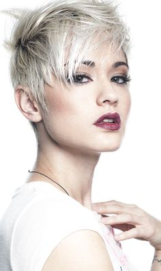 #1 pixie for me love the texture,length, and light color :)