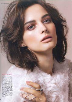 Sibui Nazarenko by Yoshihito Sasaguchi for Vogue Japan