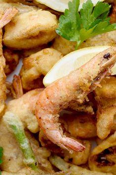 fritto misto di mare - Fish Stew Ina Garten