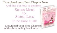 The best advice, emotional and pratical support for you if you are suffering from stress and anxiety - go there now http://www.stressmanagementforbusywomen.com