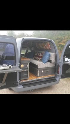 Vw caddy interior ideas Like & Repin. Thanks . check out Noelito Flow. Noel…