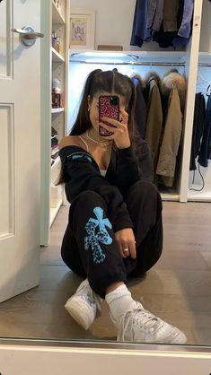 Lazy Outfits, Cute Comfy Outfits, Urban Outfits, Summer Outfits, Girl Outfits, Fashion Outfits, Tomboy Fashion, Teen Fashion, Instagram Baddie Outfit