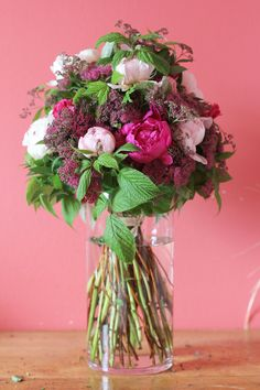 Roses-By-Claire-Bouquet-Bouquet-Fruite-2