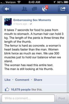 Men in a nutshell