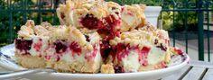 Ciasto z jeżynami na koniec lata - Patchwork Scrappy Quilts, Cakes